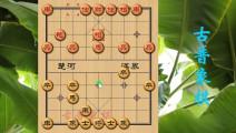 中国象棋实战: 对面势如破竹连进3兵,花心车杀棋