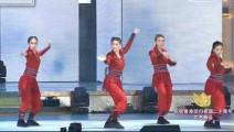 香港武术队展示中国功夫,棍术、咏春拳实打实,感觉和大陆不一样
