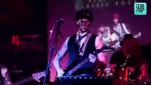 美国摇滚乐队致敬黄家驹现场演绎《光辉岁月》,听哭无数华人