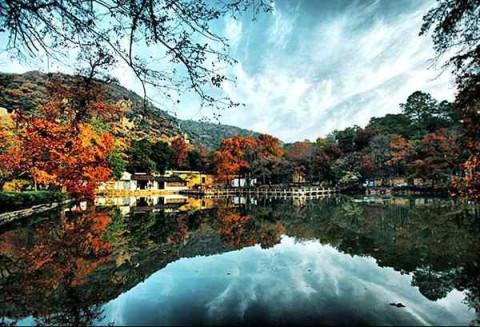 最美入秋风景照片