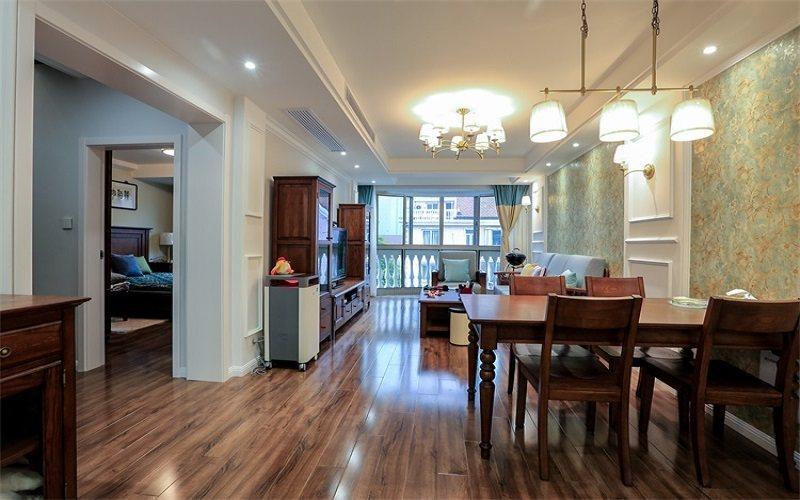 实木家居装修案例, 这样的新式中式家具你喜欢吗
