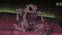 火影里传说中的究极通灵兽出现!它究竟有尾兽的几分本事?