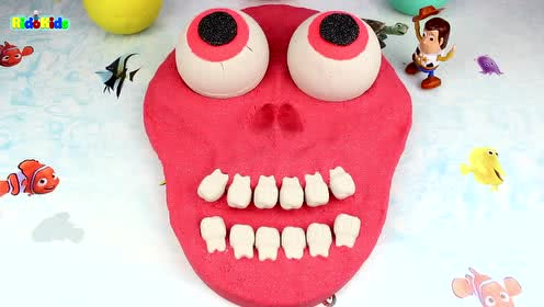 万圣节の面具DIY