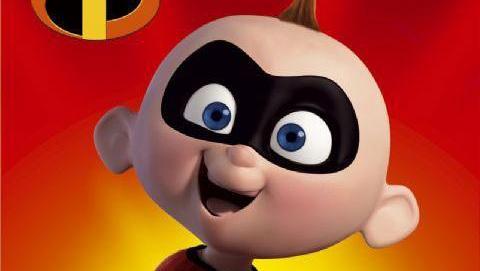 《超人总动员》中的熊孩子,还是婴儿就把反派搞疯了