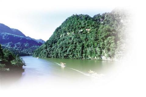 江津区四面山打造全市一流旅游目的地