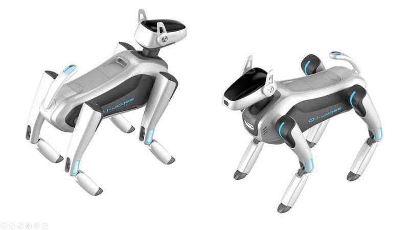 以宠物狗为切入, 沃奇智能想在千亿智能机器人市场走出差异化