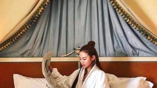 """""""假名媛""""的奢侈生活都是""""拼""""出来的,一件浴袍要15人轮流穿"""