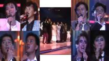 1985年梅艳芳张学友谭咏麟张国荣林子祥陈慧娴等众明星合唱《明天会更好》