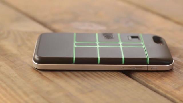 iPhone内存不足?这款手机壳可以自己增加了,方便的让你吃惊!