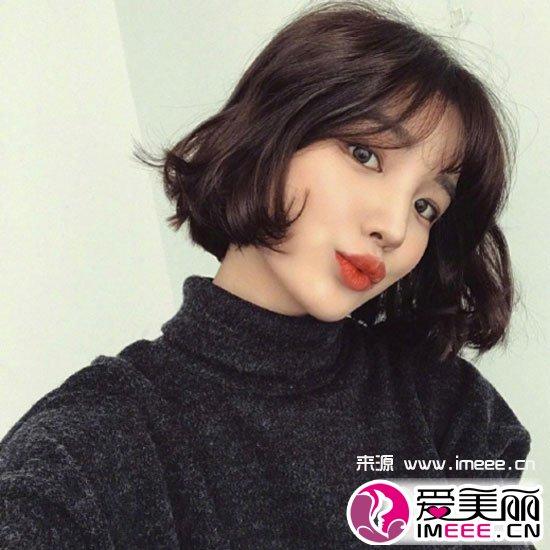 2018年流行短发发型图片 时尚短发百搭不过时图片