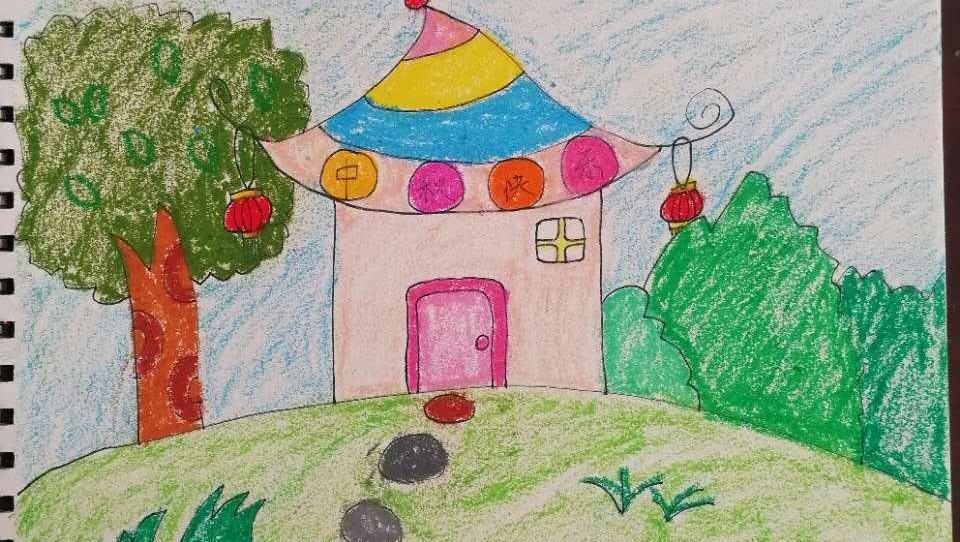 打开 打开 育儿宝宝儿童简笔画: 中秋节快乐,几分钟可以画完 打开 曲