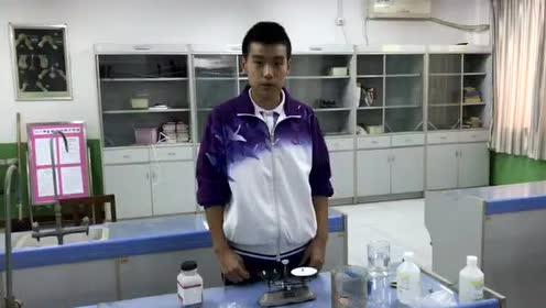 趣味化学实验-大象牙膏