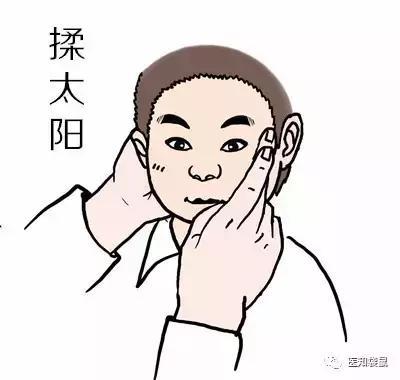【鹤延堂】宝宝感冒发烧别着急输液吃药, 试试小儿推拿, 这几个穴位