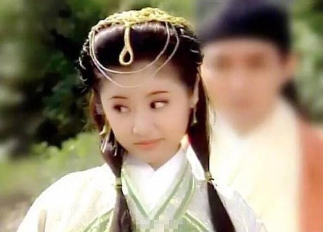 一波老照片: 没见过这么可爱的林心如, 只想对赵薇喊格格千千岁