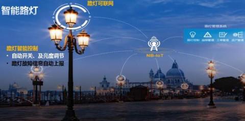 """打造""""智能路灯"""" 江苏首例窄带物联网应用项目在宁商用"""