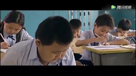 小明的老师上课睡觉, 却被小东的屁震醒了! 爆笑!