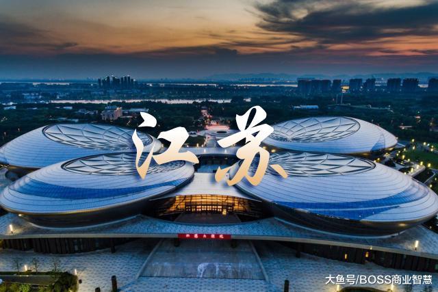 全国50强城市出炉: 江苏上榜城市最多, 广东最令人意外