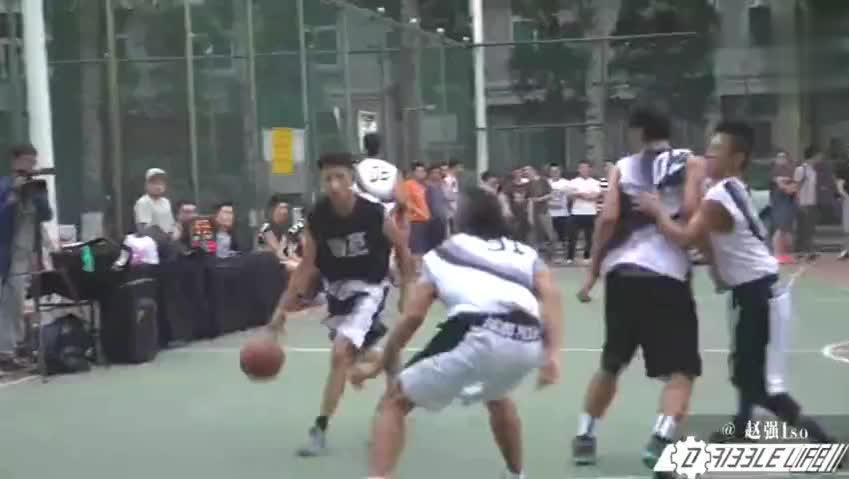 篮球转身过人教学(流畅)_土豆视频