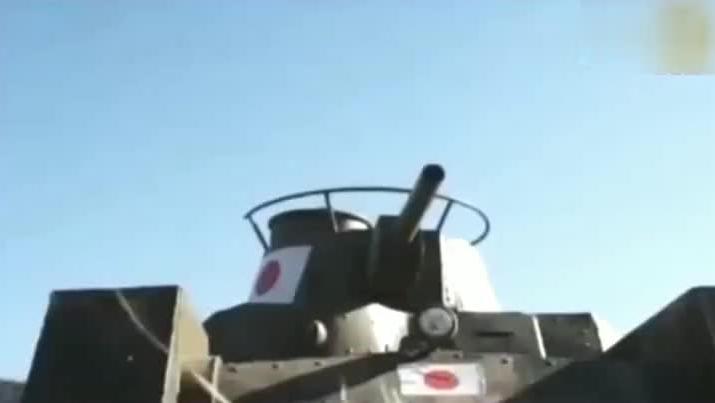 鬼子欺负八路军装备差,开着坦克想要碾压,哪知团长搬出这东西!