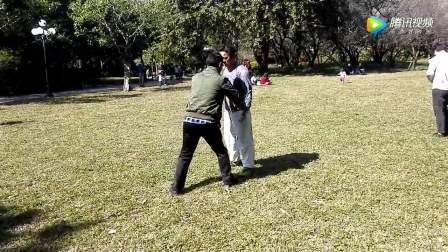 太极拳引化训练