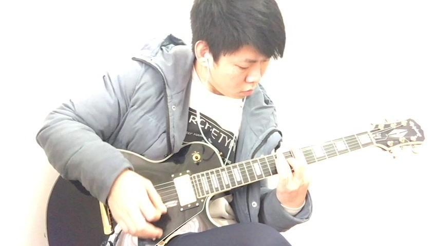 光辉岁月 电吉他摇滚伴奏
