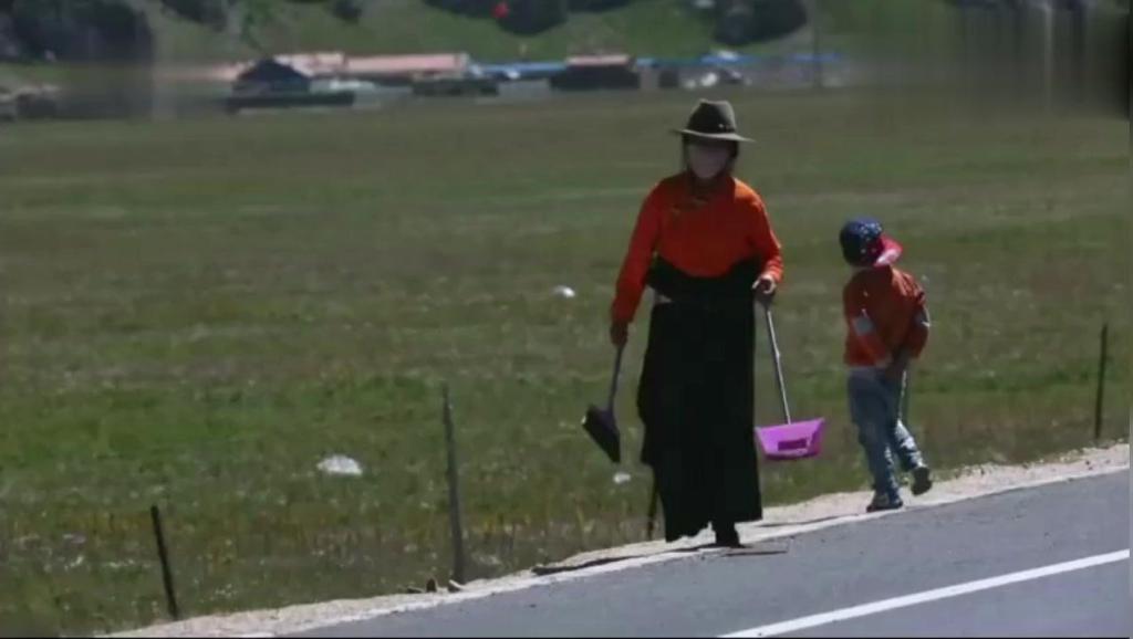 西藏牧民每年都到公路上去扫虫子,不能卖钱还不能吃到底为什么?
