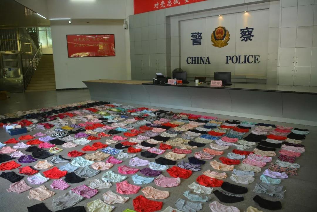 4年内偷盗400余件女性内衣, 广东中山一男子被刑拘