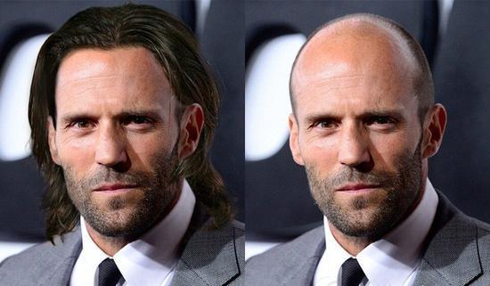 发际线高光头发型分享展示图片图片