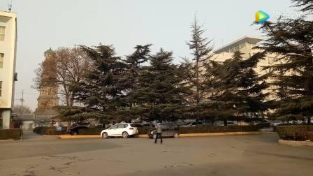 临汾 周末山西师范大学 校园一瞥