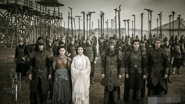 已經殺青卻遲遲未播放的5部古裝劇, 2020你最期待哪一部播放?