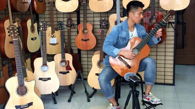 天空之城 吉他独奏 指弹 吉他弹奏 天空之城