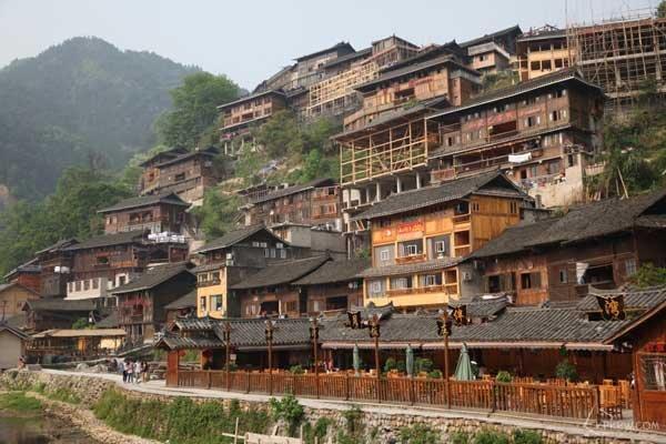 贵州乡土建筑设计
