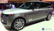 唯一能与宾利添越抗衡的SUV,路虎发布全新揽胜巅峰创世加长版