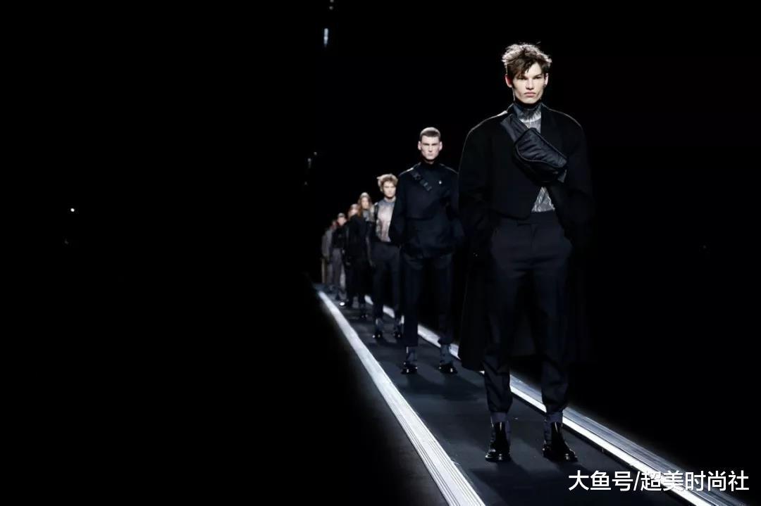 韩东君、陈宇飞看懵, 传送带上大秀男装的Dior还有什么不敢玩的?