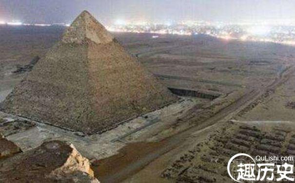 金字塔本身竟是外星人建的一艘外星飞船吗