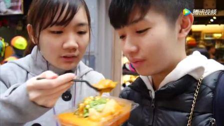 带你尝尝, 台北西门町必吃的平价美食, 起司马铃薯, 超好吃