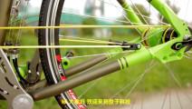 自行车的一大进步,无技术加持十九转