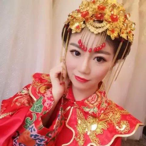 秀禾新娘发型 片步骤分享展示