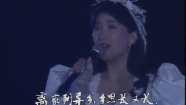 老歌MV《往日的恋情》陈美龄