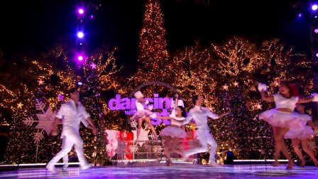 Lindsey   Stirling   and Becky G Performance @Dancing with the Stars