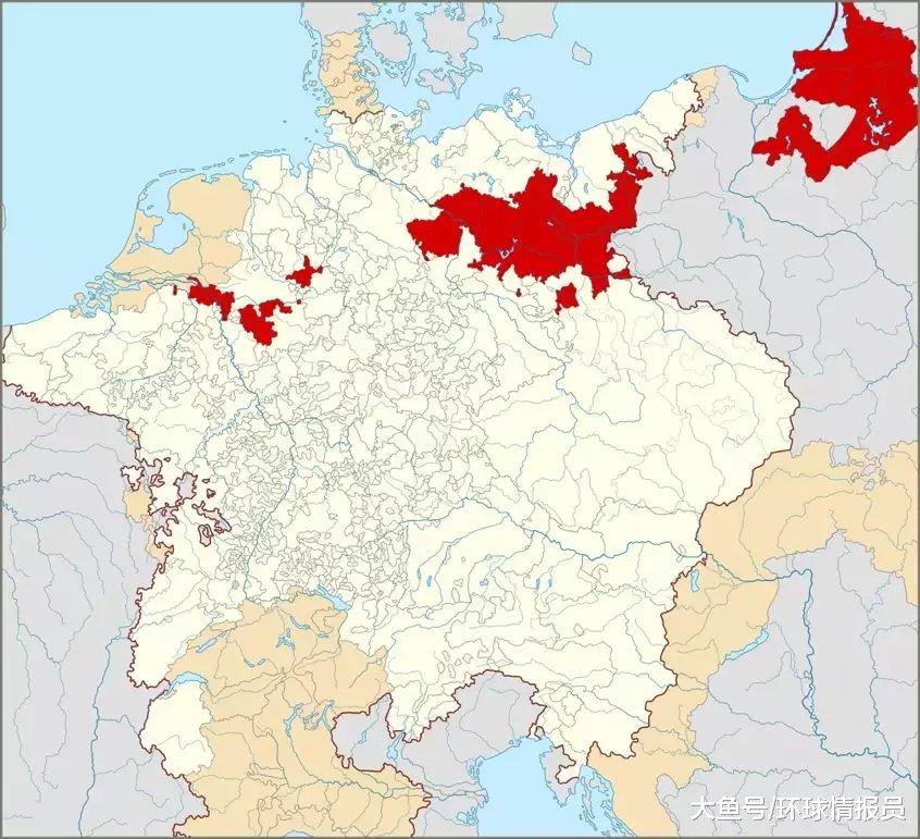"""加里宁格勒: 德国的""""龙兴之地""""为何会成为俄罗斯的领土?(图6)"""