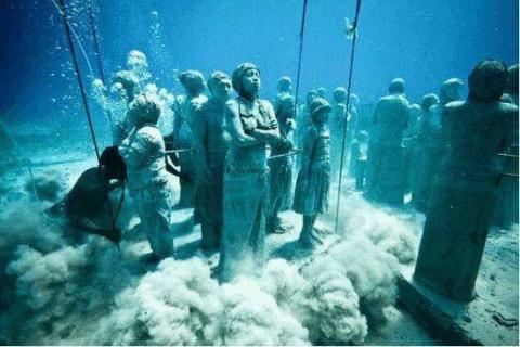 揭秘: 高度发达的文明古国亚特兰蒂斯到底是怎么灭亡的?图片