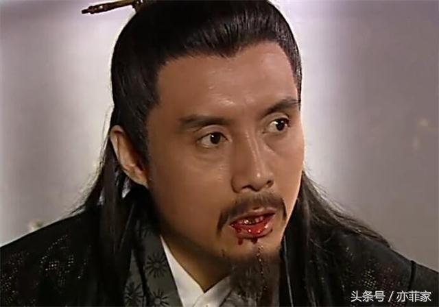 江别鹤的扮演者是王伯昭,当年央视版西游记的小白龙,拍摄期间他还和张