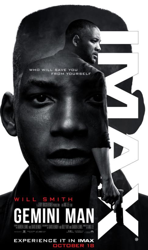 《雙子殺手》威爾史密斯和自己對決 IMAX激光廳細節呈現滿分