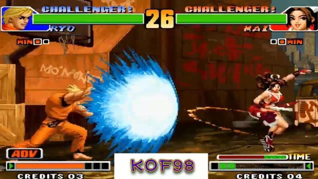 拳皇98: 坂崎良一击最多能打多少血?不知火舞神配合直接满血被秒