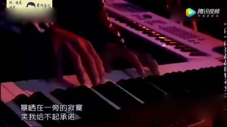 《蒙面歌王》杨丞琳唱周杰伦的《搁浅》好听到爆