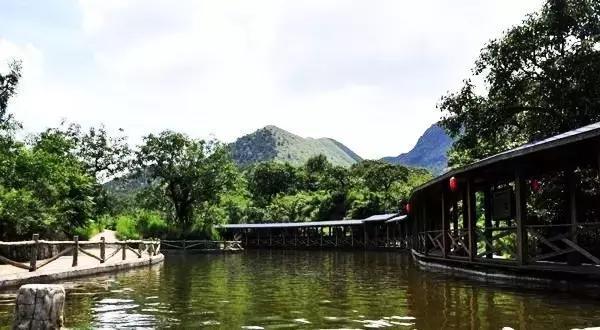迁安市也有旅游景点了, 尽管它已经不属于唐山