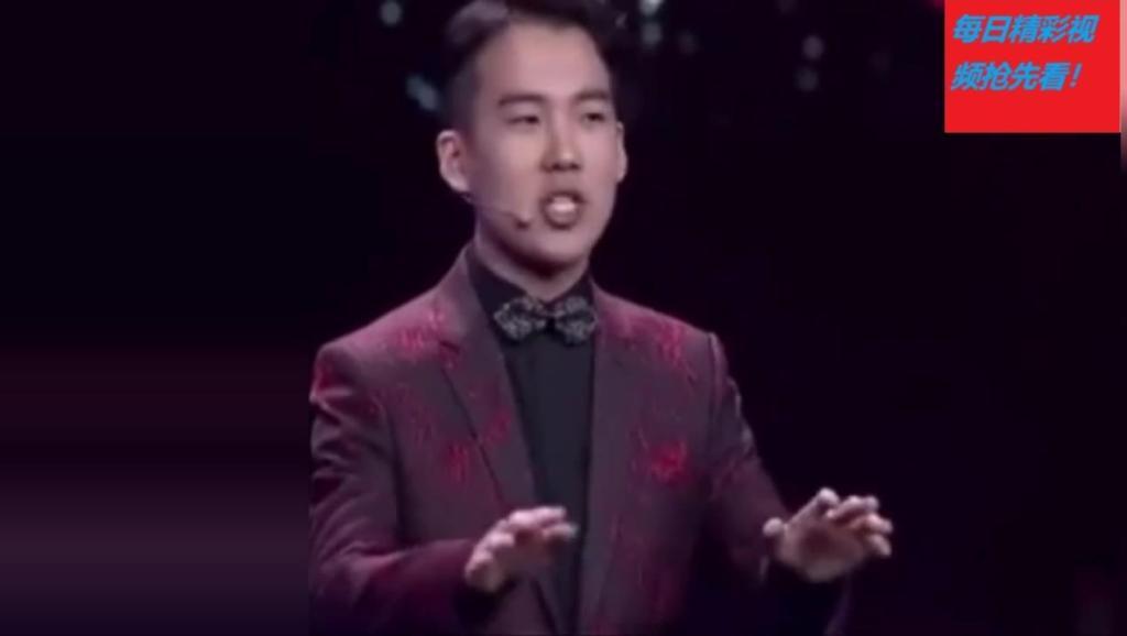 张一山现场演绎北京瘫,旁边的杨紫忍不住笑了
