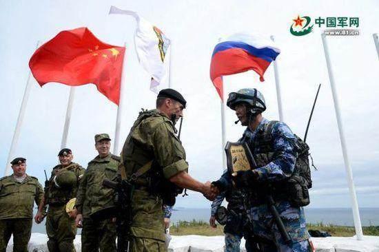 中俄结盟军事实力可以打败北约吗? 美国人说出其中奥秘!