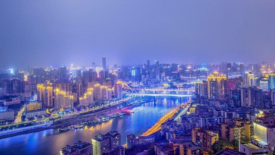 重庆璧山有个风景区, 曾被评为国家级森林公园, 却